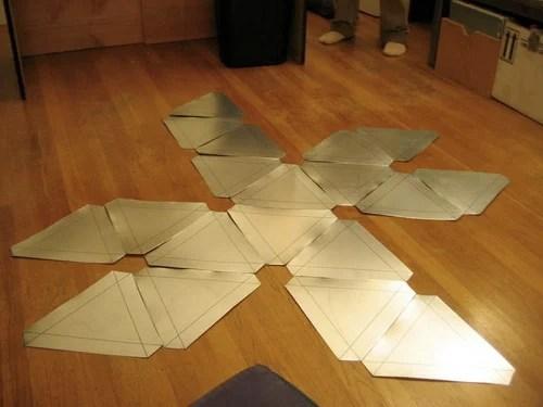 Piesausahedron