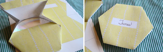 paper cd case template make