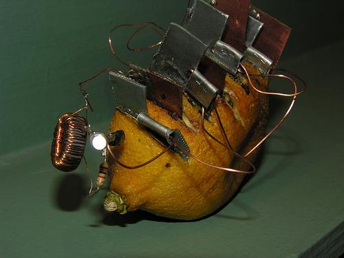 Lemon Joule Thief