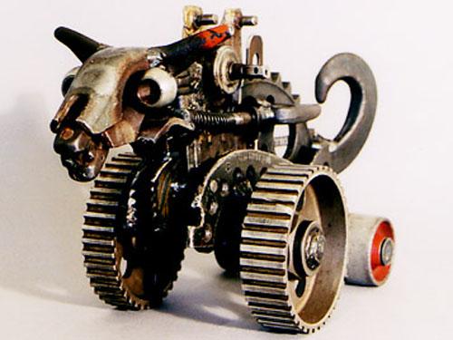 Mechanical Gremberlin
