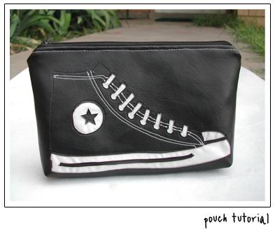 vinyl pouch tutorial