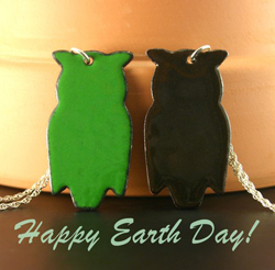 earth day owls