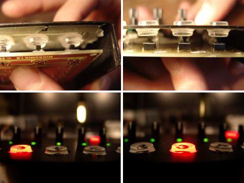 Illuminated Buttons