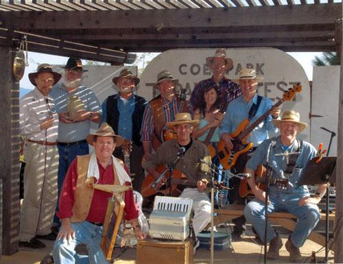 Tarantulas Jug Band