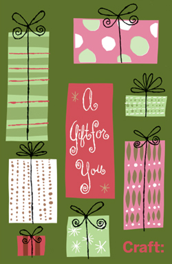 Mothersdaycard Craft