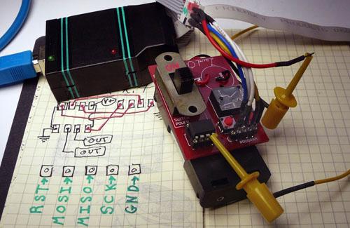 Noisetoy Adapter Wires
