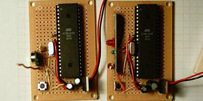 Rf Receiver Transmitter Atmega32 Crop
