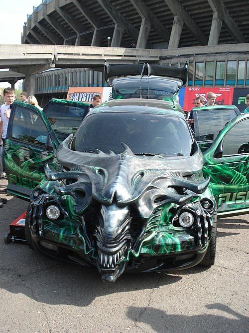 Images Dragon Car 1