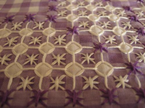 Chicken Scratch Embroidery Make