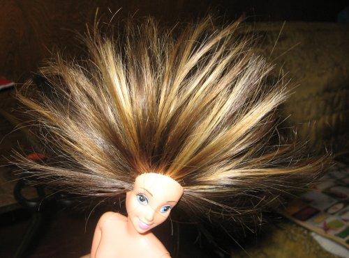 hair barbie