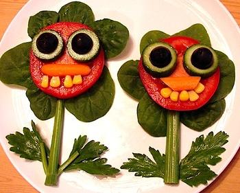 Jenny Harada Funny Salad