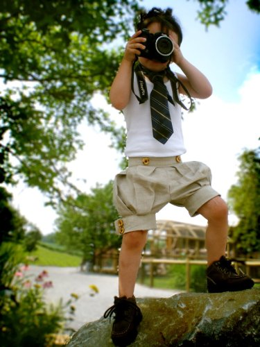 grosgrain shorts
