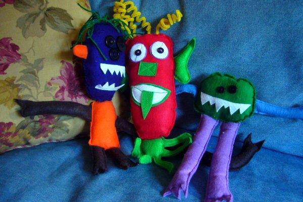 kids robot plush toys