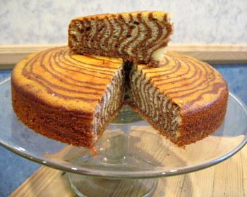 Lorraine Pascale Striped Cake Recipe