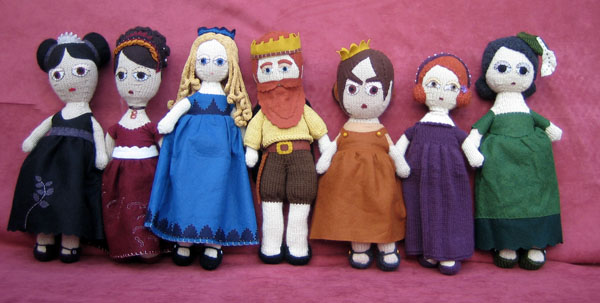 henry and all his wives