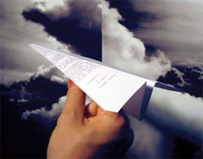 Paperplanecontest