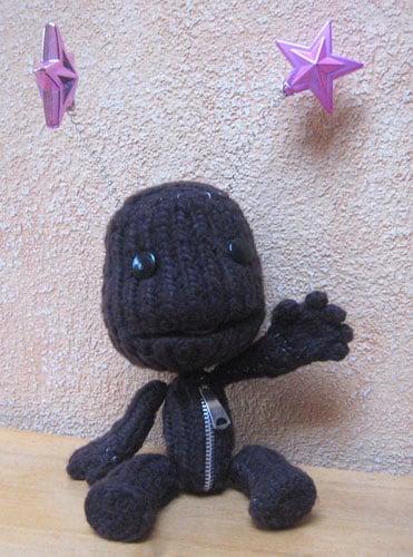 sackboy knit