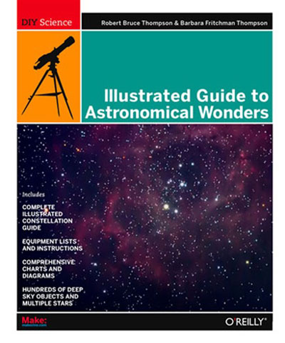 Illustrated Guide to Astronomical Wonders Cover