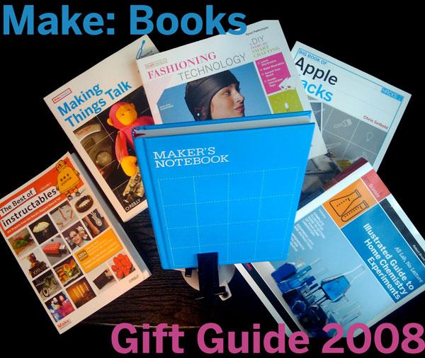 Make Books Gift Guide
