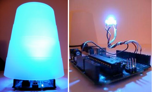 Facebooklamp
