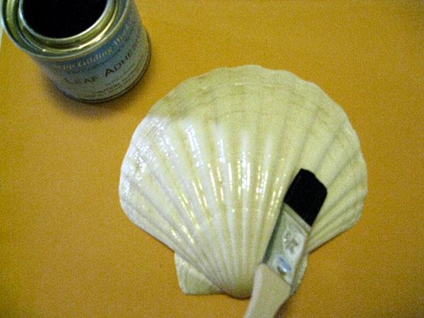 leafed_shells_apply-adhesive.jpg