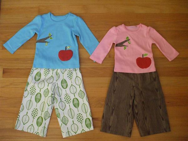 Woodgrain Outfits