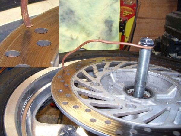Straighten brake rotor.JPG