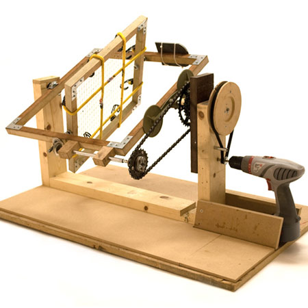 Diy Rotomolding Machine Make