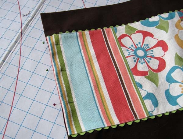 Tablerunner Step9
