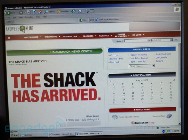 The Shack Engadget