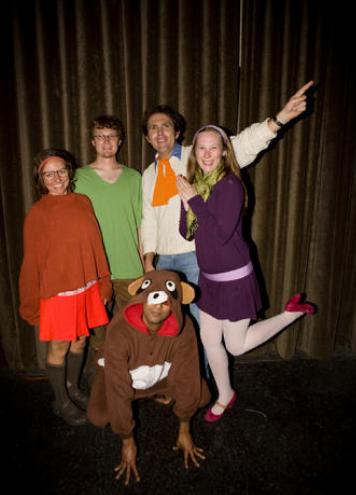 Arwen Halloween Scoobydoo