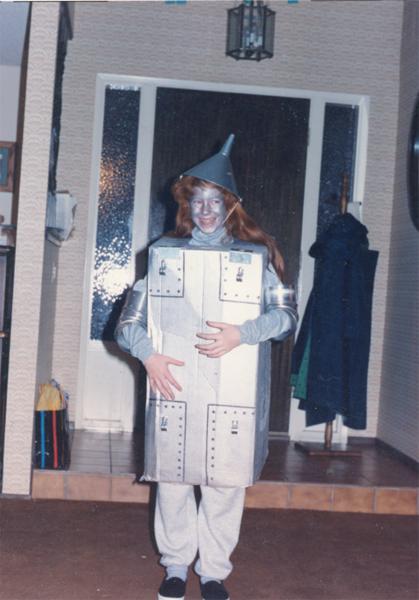 Brookelynn Halloween 2