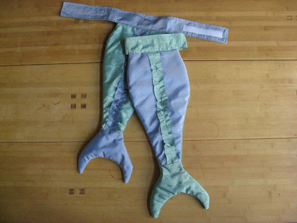 mermaidtailsfinal.jpg & Easy Mermaid Tail Costume | Make: