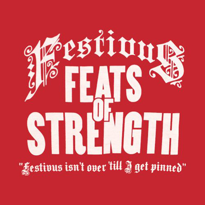 Festivus Slogan