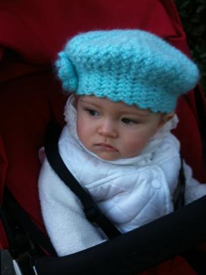 Bellandtrunk Chloe Knittedberet