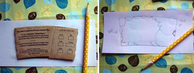 Caffeinated Pin Book Step6