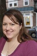Author Jen Wallace