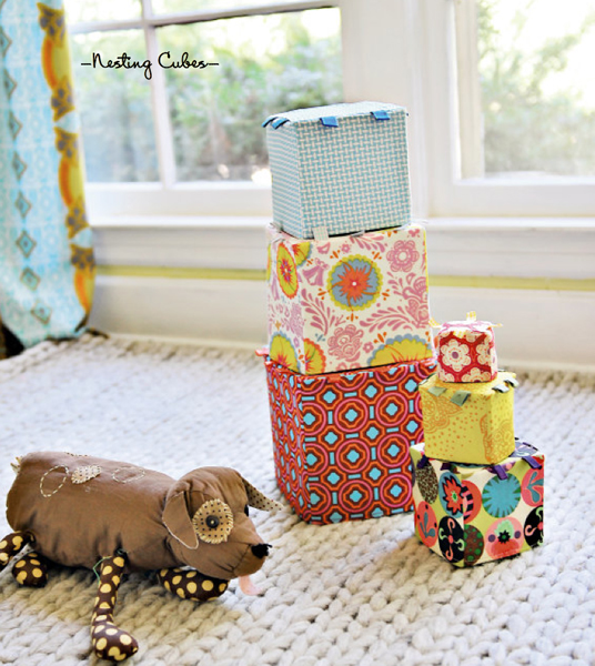 Handmadebeg Nestingcubes