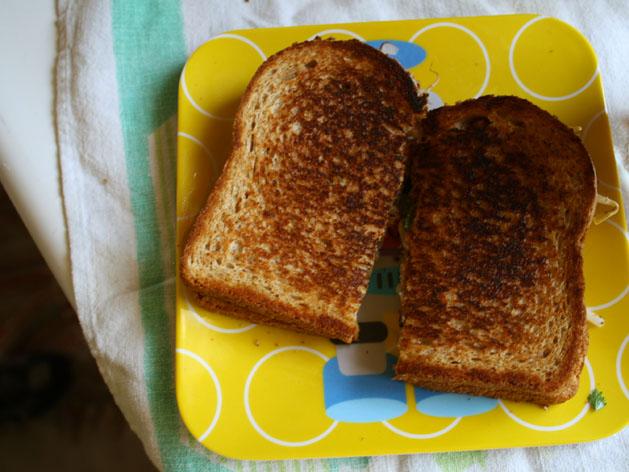 Satay Spiced Pb Sandwich Step8A