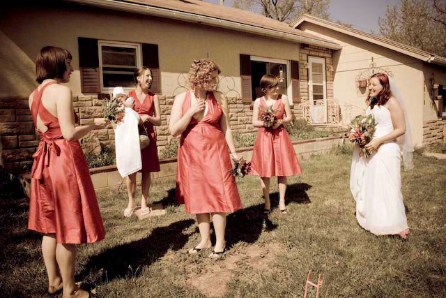 Bell Wedding Bridesmaids