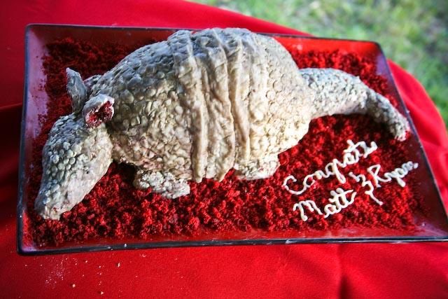 Bell Wedding Cake