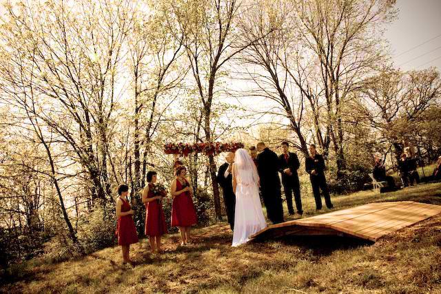 Bell Wedding Couple