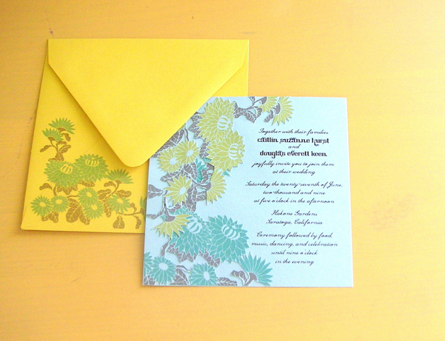 Caitlinwedding Invites