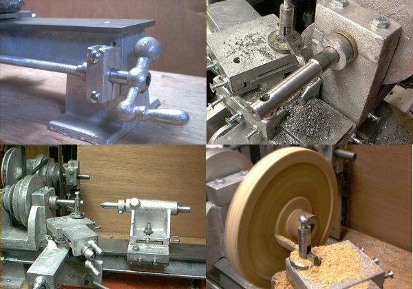 Gingery-style homemade metal lathe builds | Make: