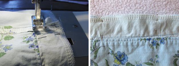 Pillow Sundress Step9