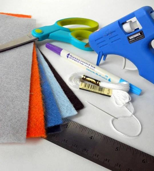 Feltcalculator Materials