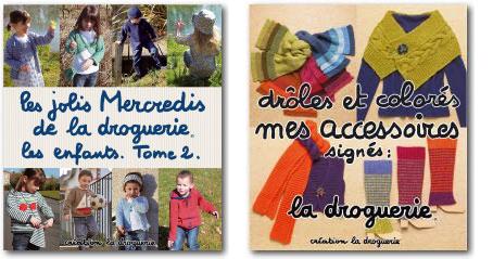 Ladroguerie Books