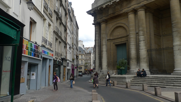 Ladroguerie Street