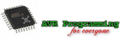 Avr-Programming-For-Everyone