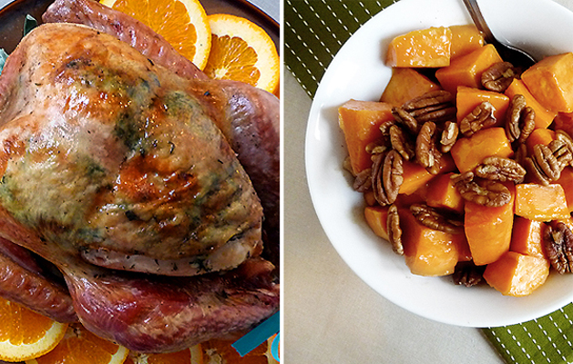 Thanksgiving Domoreless